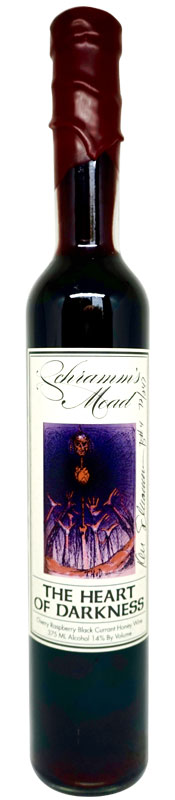Heart of Darkness - Bottle of the Heart of Darkness Mead