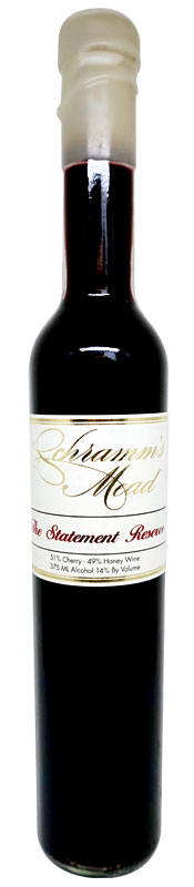 The Statement Reserve - Bottle of The Statement Reserve Mead